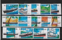 Serie De San Kitts Nº Yvert 713/26 ** BARCOS (SHIPS) - St.Kitts Y Nevis ( 1983-...)