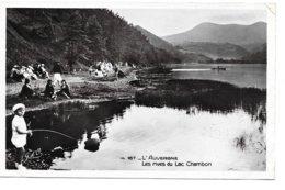 63 Les Rives Du Lac Chambon Animée - Autres Communes