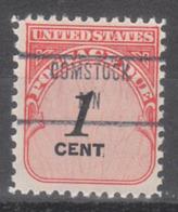USA Precancel Vorausentwertung Preo, Locals Minnesota, Comstock 853 - Vereinigte Staaten