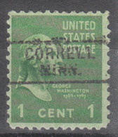 USA Precancel Vorausentwertung Preo, Locals Minnesota, Correll 729 - Vereinigte Staaten
