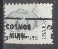 USA Precancel Vorausentwertung Preo, Locals Minnesota, Cosmos 712 - Vereinigte Staaten