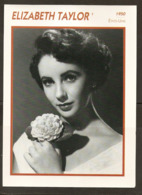 PORTRAIT DE STAR 1950 ÉTATS UNIS USA - ACTRICE ELIZABETH TAYLOR - UNITED STATES USA ACTRESS CINEMA FILM PHOTO - Fotos