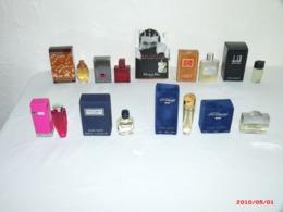 MINIATURES DE PARFUM - Moderne Miniaturen (ab 1961)