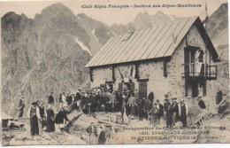 06 St-ETIENNE-de-TINEE Inauguration Du Chalet Refuge De Rabuons Le 15 Juillet 1905 (TOP) - Saint-Etienne-de-Tinée