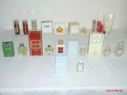MINIATURES DE PARFUM - Modern Miniaturen (vanaf 1961)