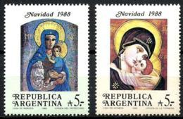 Argentina Nº 1655/56 En Nuevo - Argentina