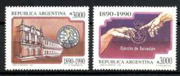 Argentina Nº 1739/40 En Nuevo - Argentina