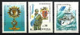 Argentina Nº 1815/16  Y 1817 En Nuevo - Argentina