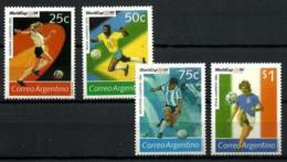 Argentina Nº 1841/44 En Nuevo - Argentina