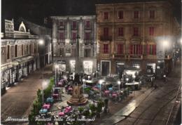 Alessandria - Piazzetta Della Lega - Notturno - Fg Vg - Alessandria