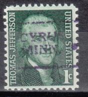 USA Precancel Vorausentwertung Preo, Locals Minnesota, Cyrus 701 - Vereinigte Staaten