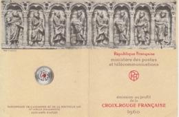 Carnet Croix Rouge 1960 (N° 1278 Charité De St Martin, 1279 St Martin), Neuf Sans Traces - Croix Rouge