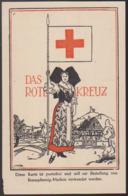 CPA - (Illustrateurs) Das Rote Kreuz - Diese Karte Portofrei Und Soll Zur Bestellung Von Kreuzpfennig Marken - Croce Rossa