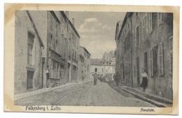 57-FALKENBERG I Lothr.  (FAULQUEMONT)-Hauptstrasse...  Animé - Altri Comuni