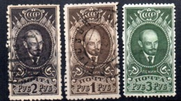 Serie Nº 354/6 Rusia - 1923-1991 URSS