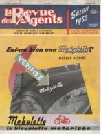 -  Publicités Pour Cyclomoteurs, Motos - 001 - Moto