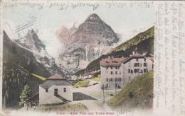 Italie - Trafoi - Stelvio Sud-Tyrol - Hôtel Post Und Trafoi-Hôtel - Postmarked 1901 - Bolzano (Bozen)