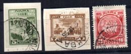 Serie Nº 342/4  Rusia - 1923-1991 URSS