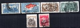 Serie  Nº 385/91 Falta 391  Rusia - 1923-1991 URSS