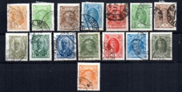 Serie  Nº 392/405 Rusia - 1923-1991 URSS