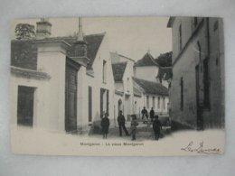 MONTGERON - Le Vieux Montgeron (animée) - Montgeron