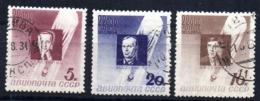 Serie  Nº A-46/8  Rusia - 1923-1991 URSS