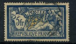 FRANCE   Merson  N° Y&T  123  (o) - 1900-27 Merson