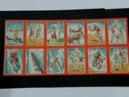 SOLO MATCH WORKS MADE IN CZECHOSLOVAKIA  Ceco  OLIMPIJSKI OLIMPIQUE   ERINNOFILO  ERINNOPHILIE    Envelope CINDERELLA - Briefmarken