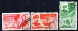 Sellos   Nº A-49/51  Rusia - 1923-1991 URSS