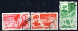Sellos   Nº A-49/51  Rusia - 1923-1991 USSR