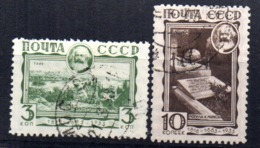 Serie   Nº 473/4 Rusia - 1923-1991 URSS