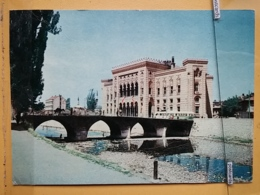 KOV 303-9 -  SARAJEVO, BOSNIA AND HERZEGOVINA, BIBLIOTEKA, LIBRARY, BIBLIOTHEK - Bosnia Y Herzegovina