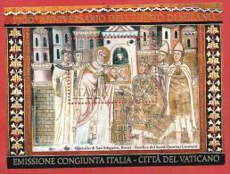 ITALIA REPUBBLICA FOGLIETTO NUOVO - 2013 - 1700º Anniversario Dell'editto Di Milano - € 1,90 - S. BF89 - Blocchi & Foglietti