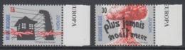 Europa Cept 1995 Belgium 2v ** Mnh (45215B) - 1995