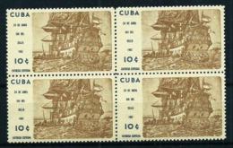 Cuba Nº Urgente-28 [4] Nuevo Cat.24€ - Sellos De Urgencia