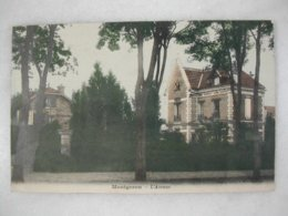 MONTGERON - L'avenue - Montgeron