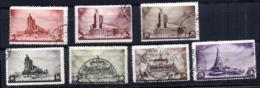 Sellos  Nº 596/603 Falta 601  Rusia - 1923-1991 UdSSR
