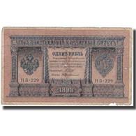 Billet, Russie, 1 Ruble, 1898, KM:15, B+ - Rusland