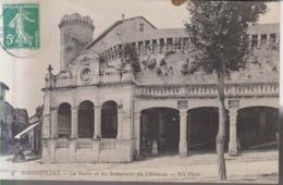 Bourdeilles Le Chateau   1910 - Brantome