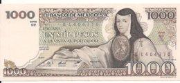 MEXIQUE 1000 PESOS 1982 AUNC P 76 D - Mexico