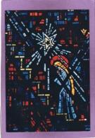 88 EPINAL Eglise Notre Dame Au Cierge Le Grand Vitrail Présentation De Marie Au Temple ( Gabriel Loire Maitre Verrier ) - Epinal