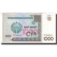 Billet, Uzbekistan, 1000 Sum, 2001, KM:82, TTB - Ouzbékistan