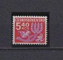 Tchécoslovaquie:  Tx102 ** - Timbres-taxe