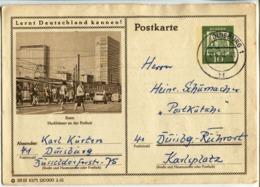 Postcard Stationery (Essen,Dürer) - Lettres & Documents