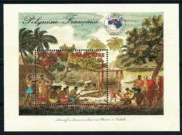 Polinesia Francesa Nº HB-10 Nuevo - Hojas Y Bloques