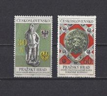 Tchécoslovaquie: 1639/ 1640 ** - Tchécoslovaquie