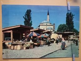 KOV 303-10 -  SARAJEVO, BOSNIA AND HERZEGOVINA, MOSQUE, DZAMIJA, BASCARSIJA, BAZAR - Bosnia Erzegovina