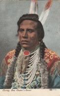 INDIEN - INDIAN - Curley, Gen Custer's Scout - Etats-Unis