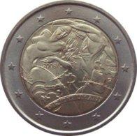 """2 Euro Commemorativo Italia 2008 -  """"60° Anniv. Dichiarazione Universale Dei Diritti Dell'uomo"""" - Italia"""