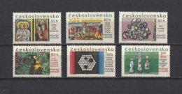 Tchécoslovaquie: 1560/ 1565 ** - Tchécoslovaquie